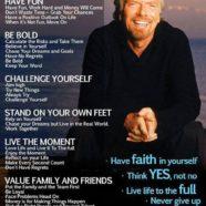8 Inspirations from Richard Branson